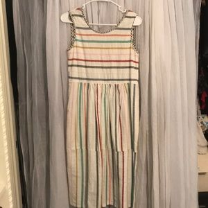 Ace and Jig Teasdale Dress In Merry xs